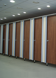 Toilet Cubicles Partitions Lockers Amp Benches Supplier