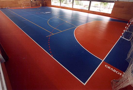 Cubicles And Vinyl Flooring Gym Sports Flooring And Epdm